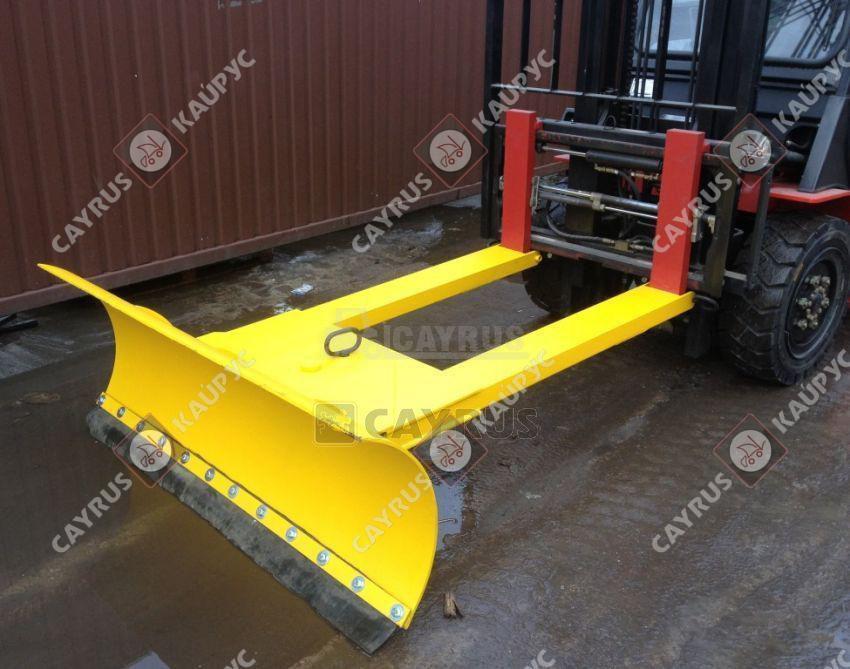 Идеи для бизнеса уборка снега